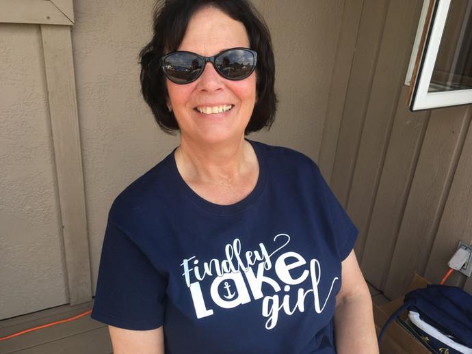Findley Lake Girl