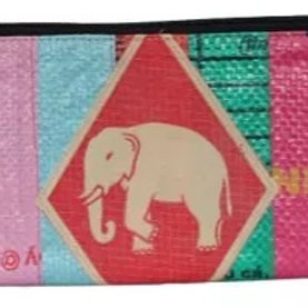 Ladies Long Wallet - Patch
