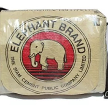 Elephant Brand Messenger Bag - Deluxe