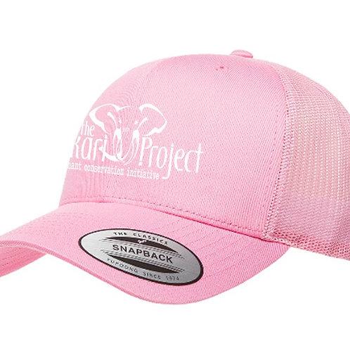 Askari Trucker Cap - Pink