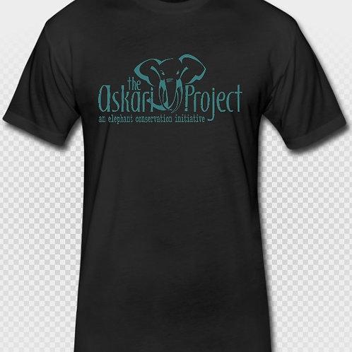Men's Askari T-Shirt - Black