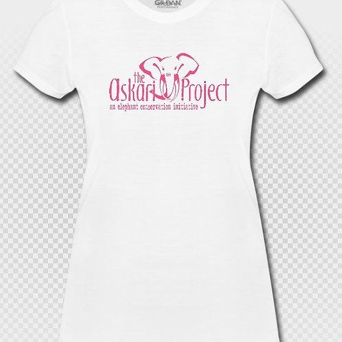 Women's Askari T-Shirt - White