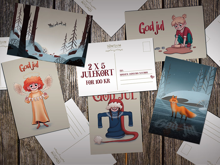 Christmas Cards | 10-pack