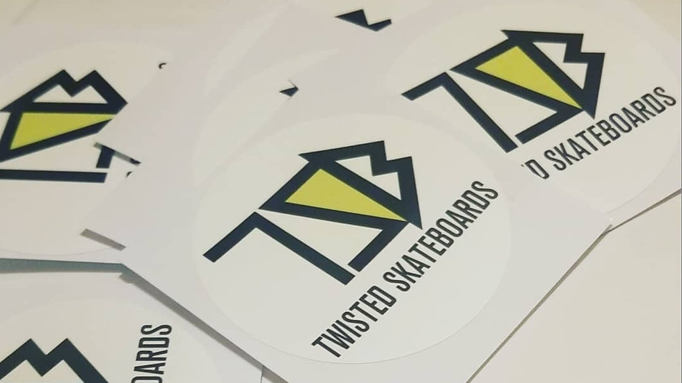 Twisted SB Stickers!!!