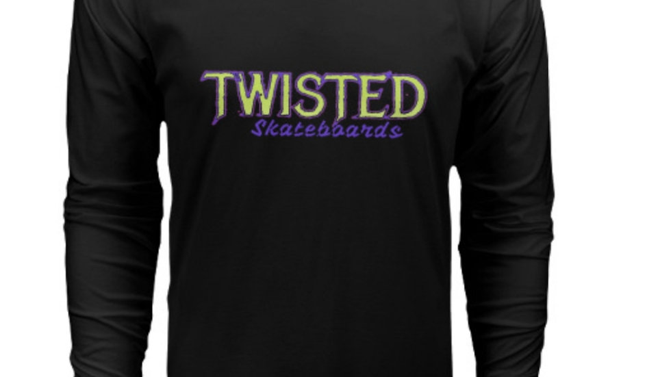 Twisted Purp Deck Long Sleeve