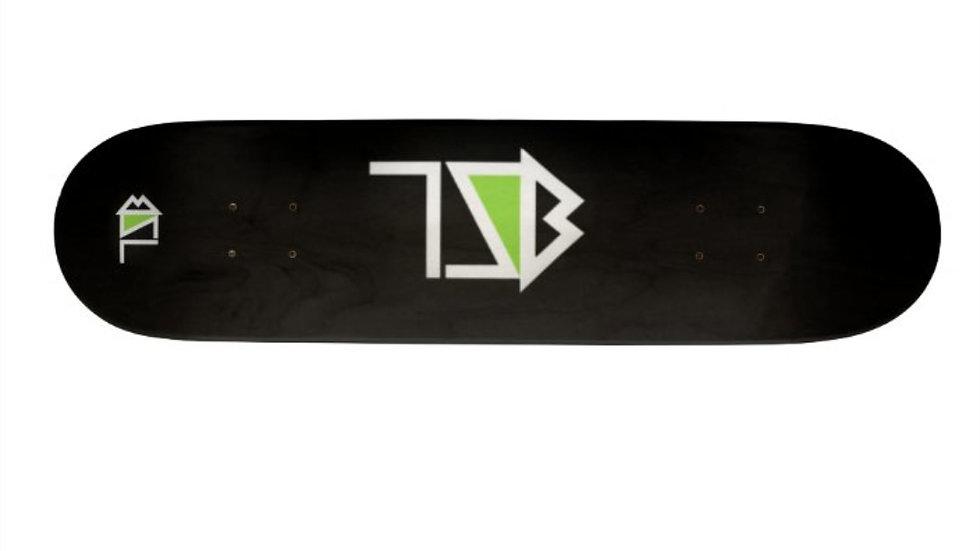 Minimal Logo Deck BLACK