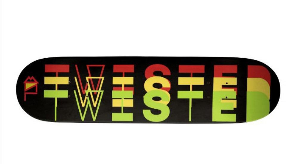 Twisted DWBT Deck