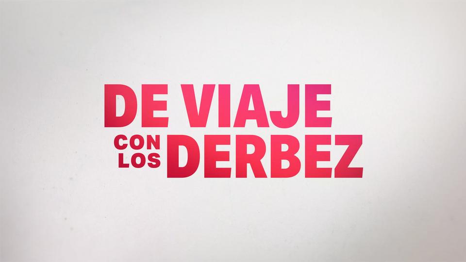 De Viaje con los Derbez - Title Sequence
