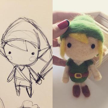 Link (from Zelda)