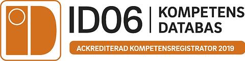 ID06 Ackrediterad kompetensregistrator FA-Kurs