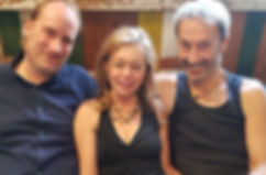EXIL - Sabine,Malte,Armin - Foto privat
