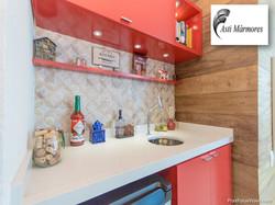 Cozinha Quartzo Bco Dunas