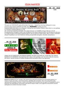 <COMMUNICATION for Carnival 2018 > Amici del Carnevale di Venezia
