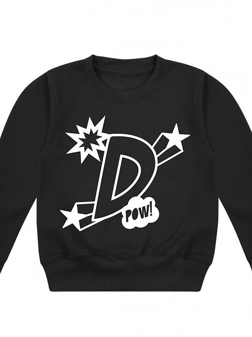 Pop Art Monogram Sweatshirt