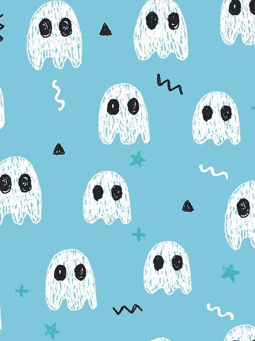 Drawn Halloween Icons - Blue