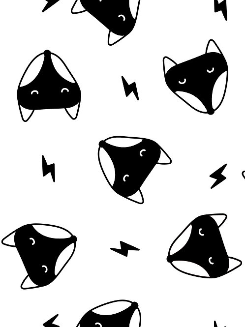 Fox -Mono