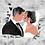 Thumbnail: Wedding Couple Watercolour Portrait