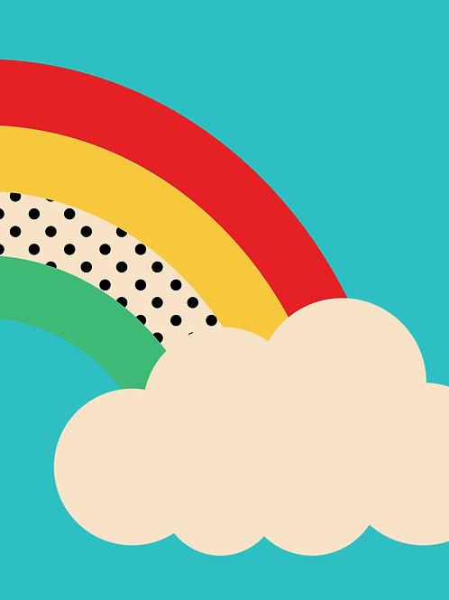 Retro Rainbow