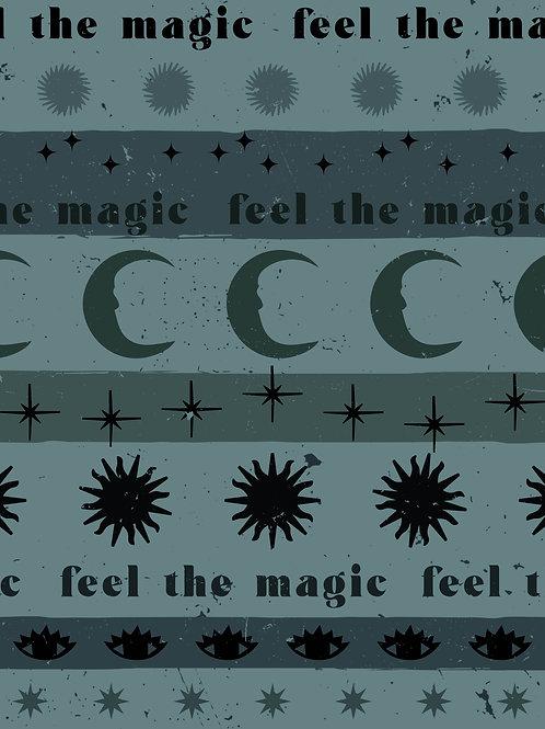 Feel The Magic - Teal