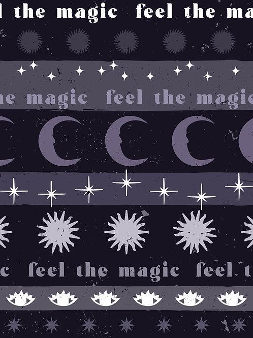 Feel The Magic - Purple