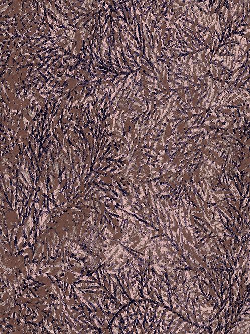 Fern Leaves - Brown