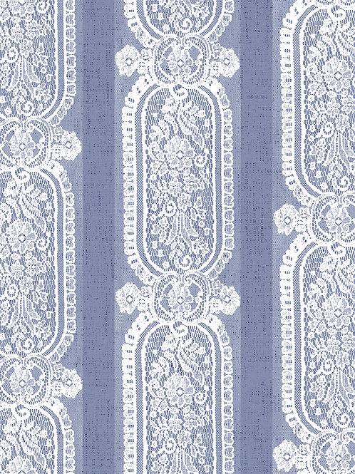 Lace - Blue