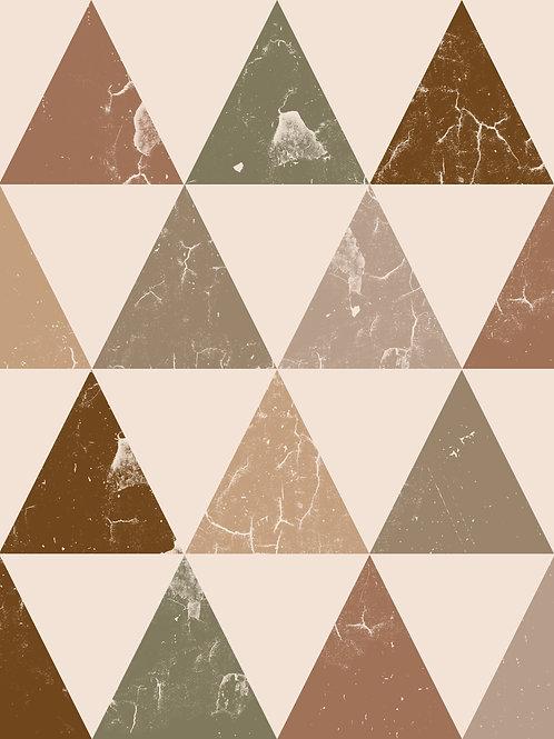 Geo Triangles - Neutral