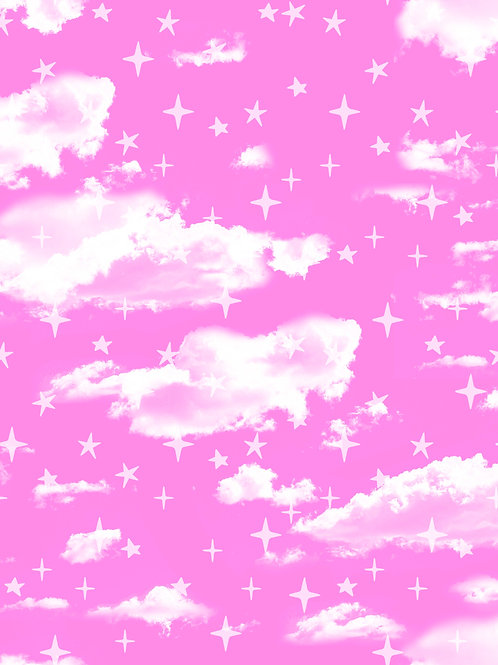 Clouds - Pink