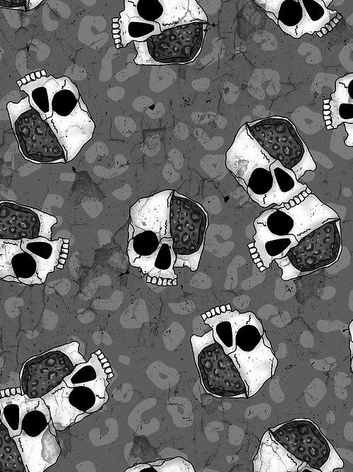 Leopard Skulls - Mono