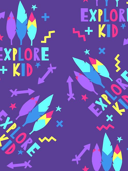 Explore Kid - Purple