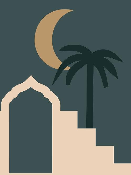 Arabian Moon