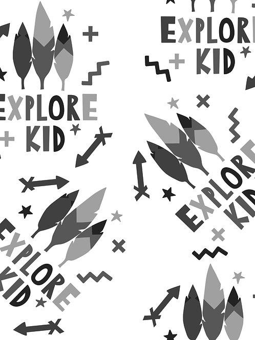 Explore Kid - Mono