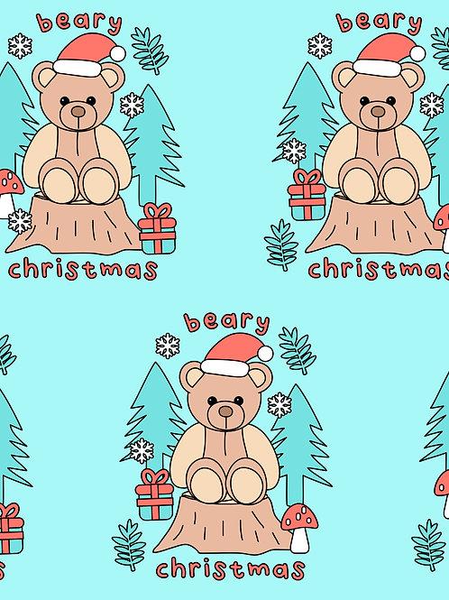 Beary Christmas - Mint