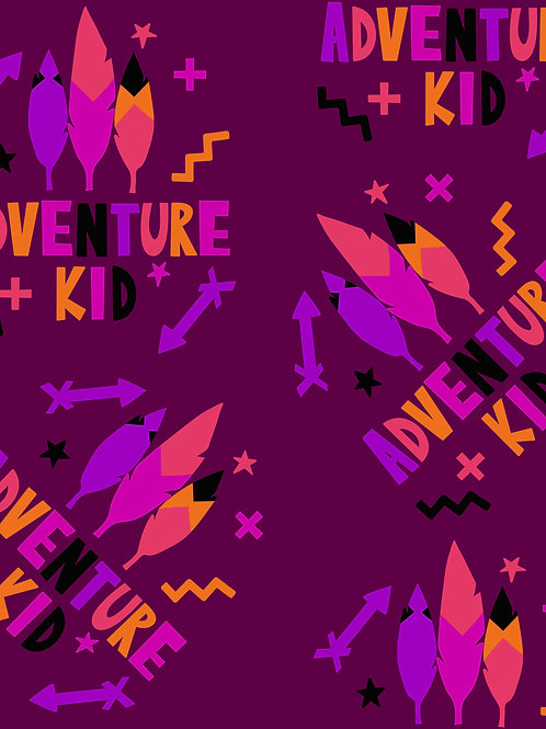 Adventure Kid - Pink