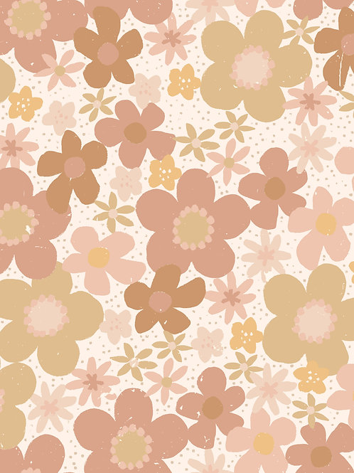 Ditsy Floral - Boho