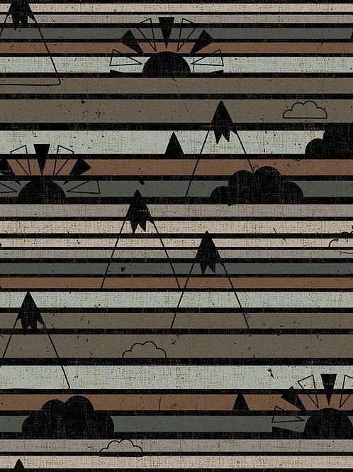 Adventure Stripes - Dark