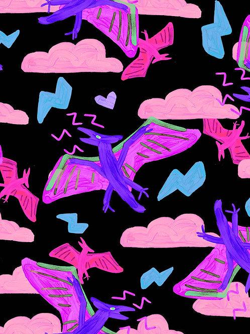 Flying Dinos