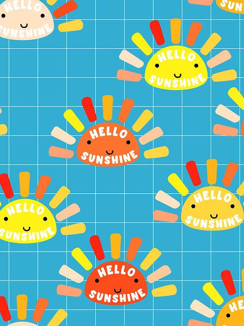 Hello Sunshine - Blue