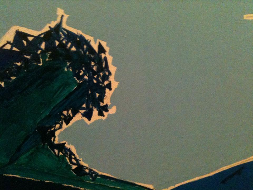 Ode to Hokusai