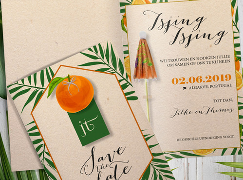 Creatie Save The Date