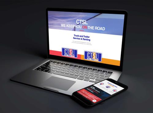 Website CTSL Solutions