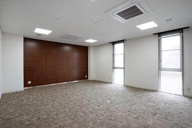 店舗新築内装会議室