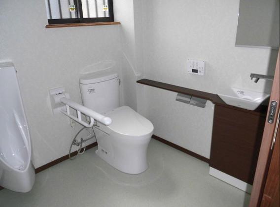 注文住宅新築トイレ