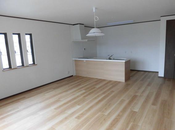 広島市注文住宅キッチン2