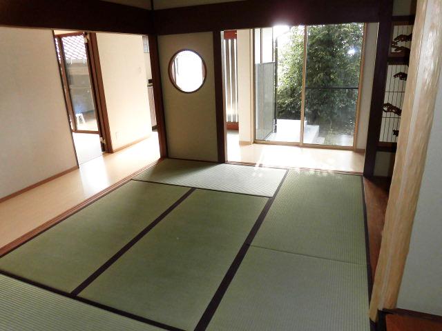 広島改装居間