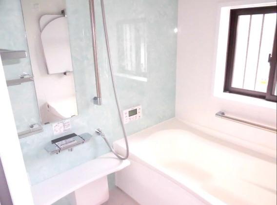 注文住宅新築風呂
