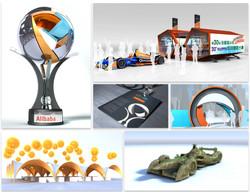02 - Formula-E Alibaba Project