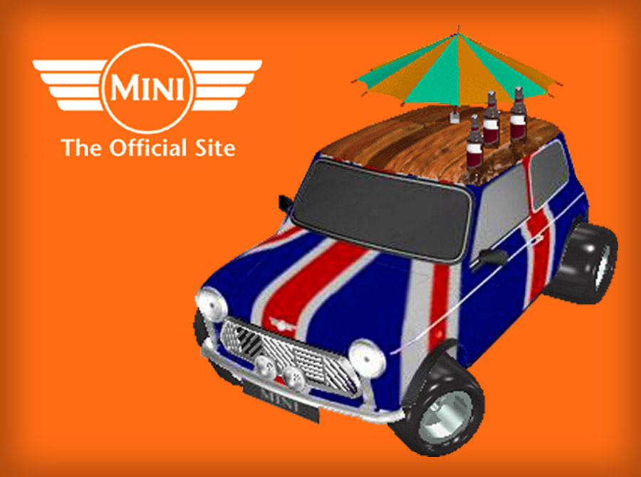 Original Mini website