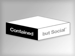 Contained But Social
