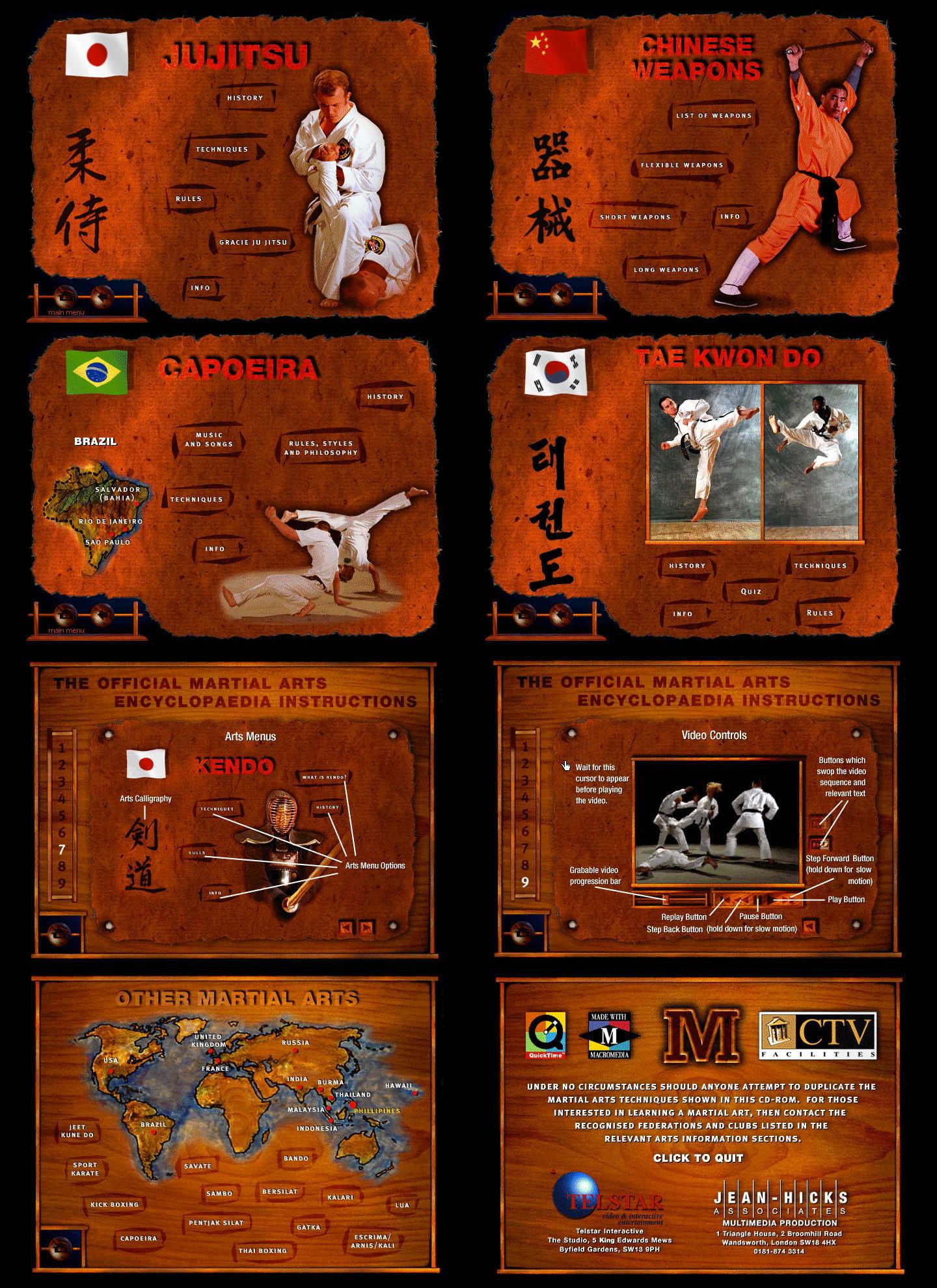 02 - Martial Arts Project